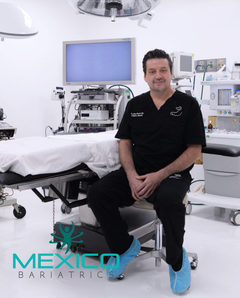 Dr. Jaime Ponce de Leon, is a board certified surgeon in Mexico working at INT Hospital in Tijuana.